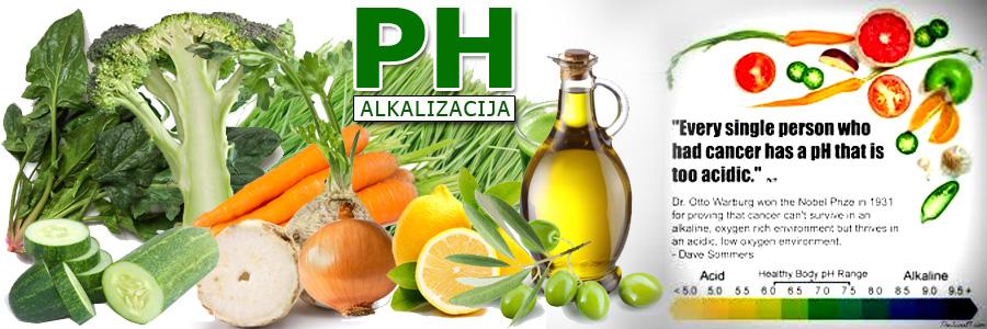 Kisela PH vrednost osnova je teških bolesti. Lečenje raka, tumora, kancera, dijabetesa... Alternativa. Veganstvo. Ph ishrana - antioksidans.com