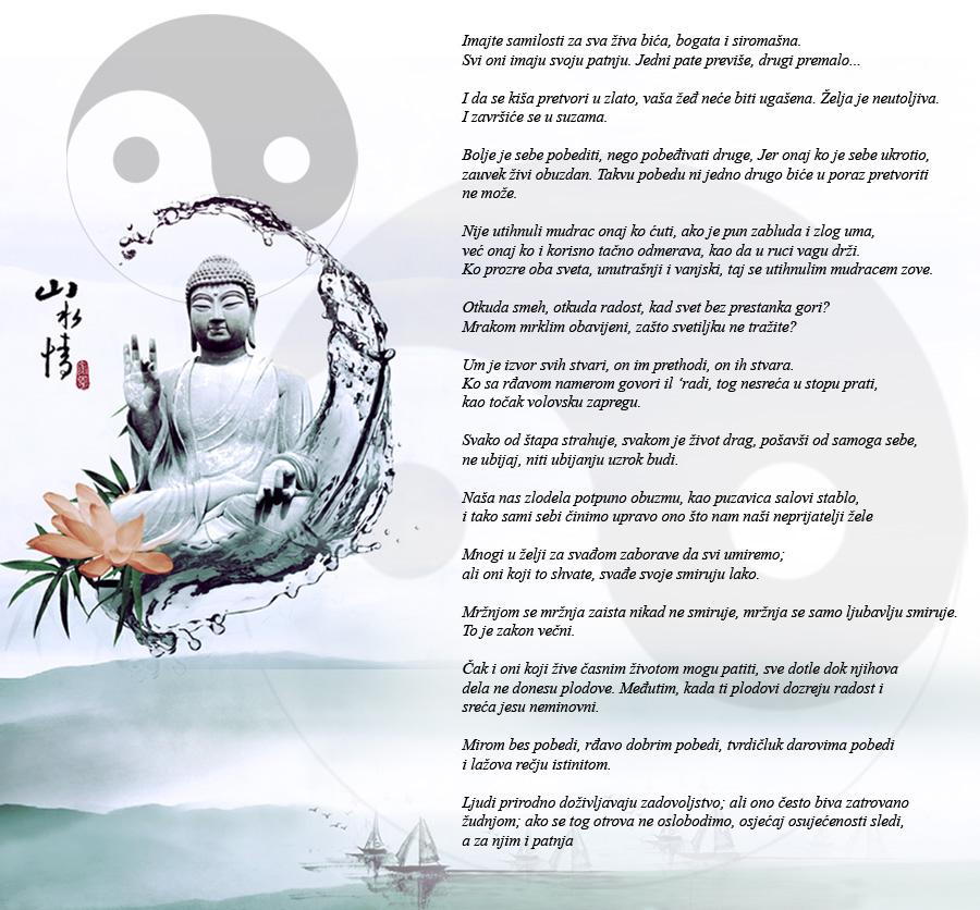 Jin jang - crno belo - budistička filozofija i zdravlje. Izlečite duh i telo. Lečenje raka, tumor, kancer, srce, infarkt, duh, jin jang, budizam.