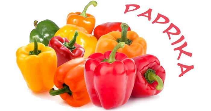Herbarijum - Sirova biljna hrana leči teške bolesti. Paprika. Antioksidans.com