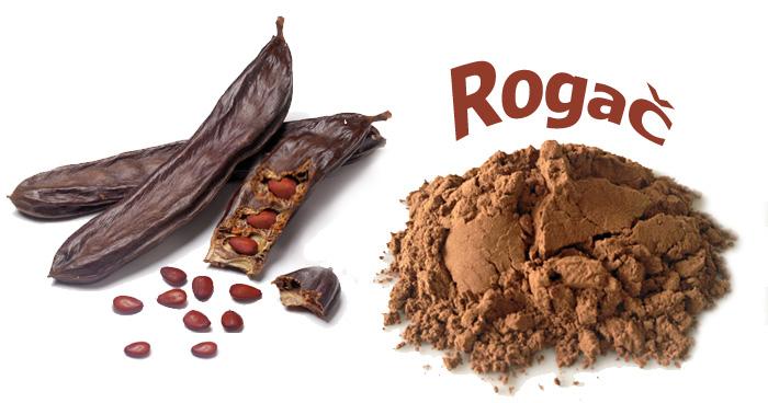 Herbarijum - Rogač - Sirova biljna hrana leči teške bolesti. Enzimi.