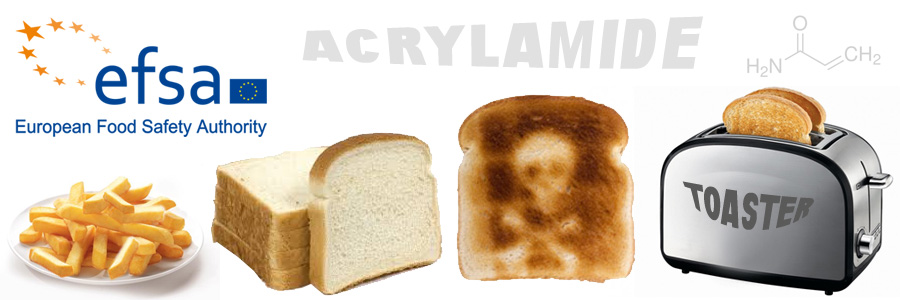 Akrilamid - prepečeni kancerogen. Dvopek, čips, pomfrit prepuni akrilamida. Sve one poslastice za koje insistirate da budu hrskavo pečene sadrže akrilamide.