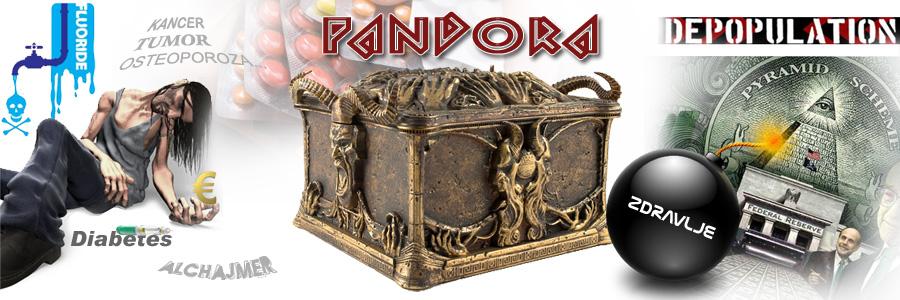 Pandorina kutija - Politička i ekonomska pozadina zdravlja. Koja je pozadina silnih pošasti i bolesti i zašto se one ne leče kako treba?