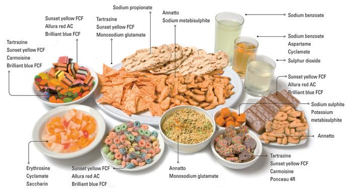 Prehrambeni aditivi - dodatak ili nedostatak ishrani. Opasni po zdravlje. Aditivi često puta mogu biti uzročnici najtežih bolesti poput tumorskih.