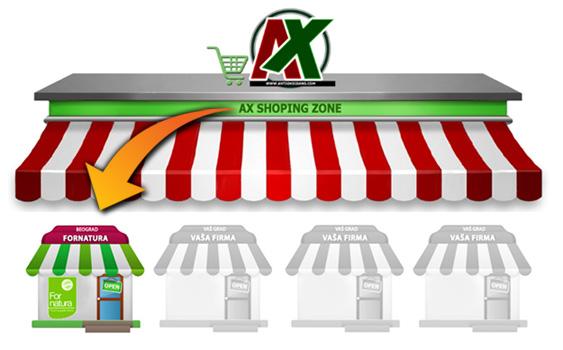 AX Shoping. Predstavite se na www.antioksidans.com sajtu.Ukoliko se bavite prodajom robe i usluga za zdraviji i lepši život - javite se..
