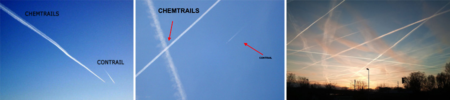 chemtrails zaprašivanje - tragovi na nebu. Nebo prepuno otrovnih agenasa.