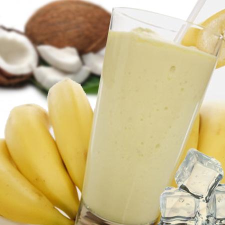 koko banango smuti smoothie veganski obrok