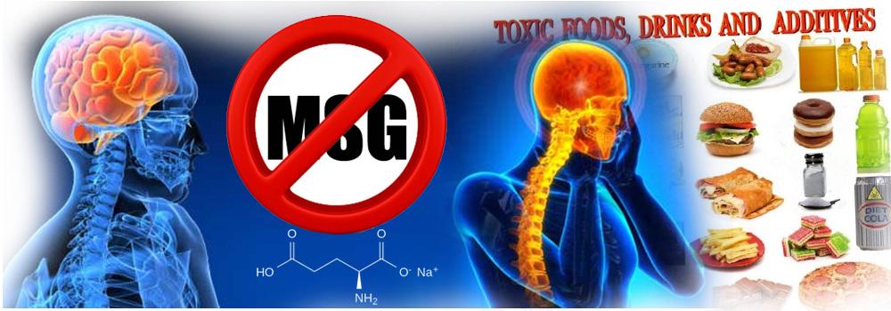 MSG pojačivač ukusa ili pojačivač bolesti. Monosodium glutaminat začin koji izaziva brojne zdravstve probleme a posebno neurološke. Excitotoksin.