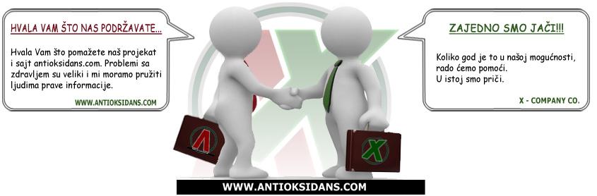 Prijatelji sajta www.antioksidans.com pomognite kampanju za bolje zdravlje. Bolja informisanost o ishrani može pomoći kod lečenja teških hroničnih bolesti.