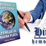 Hirneise hemoterapija - ugovor sa tumorom