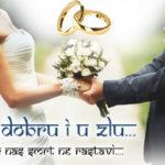 Brak iz ljubavi ili ljubav iz braka