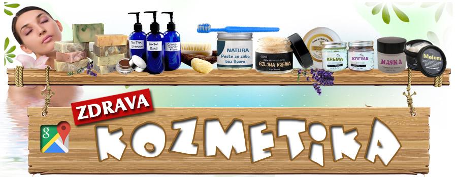 Zdrava kozmetika je jedan od načina kako da sprečite dalju toksikaciju
