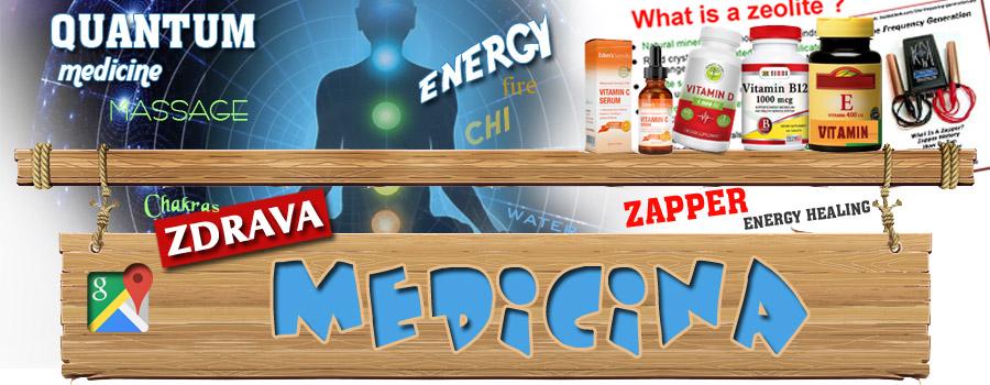 Zdrava medicina podrazumeva prirodne lekove, tretmane i uređaje