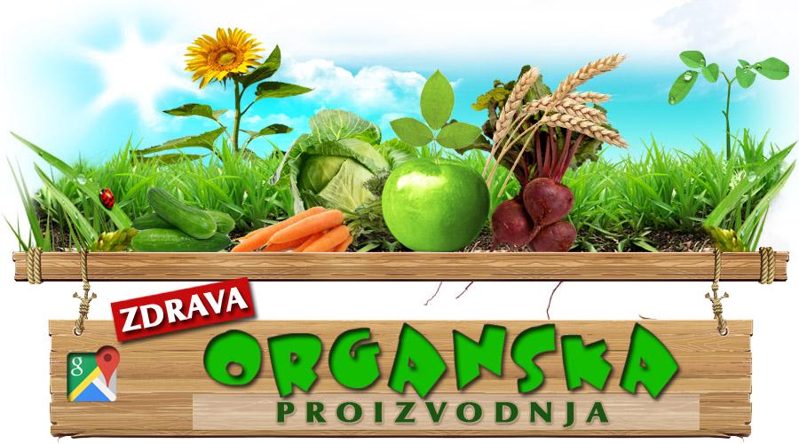 Organska proizvodnja - proizvodnja biljne organske hrane u Srbiji. Lečenje bolesti hranom nije moguće ako je ista zatrovana hemijom.