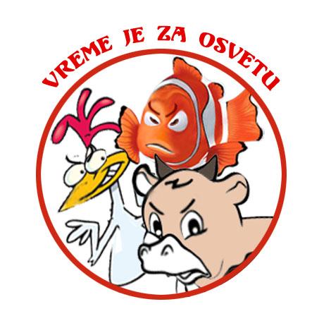Holokaust kuhinja - osveta - životinje nam se svete