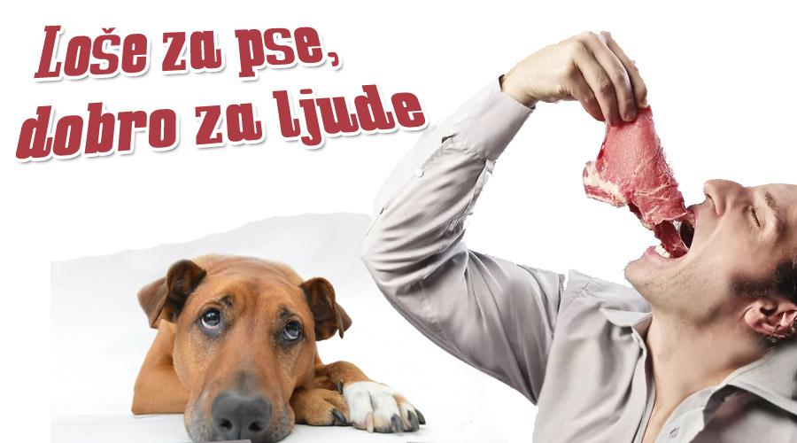 U Evropskoj Uniji i razvijenom svetu loše meso je zabranjeno koristiti čak i u ishrani domaćih životinja ali često puta to meso završi u našem tanjiru.