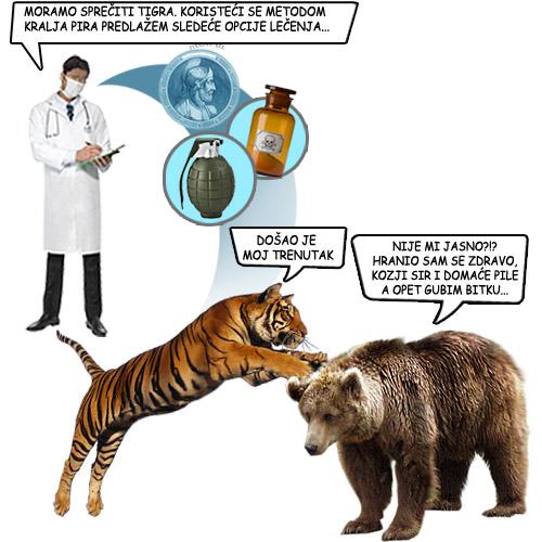 Lečenje raka - Pirova pobeda - Medicina ili alternativa. Kada krenete u rat protiv teških bolesti vrlo je bitno da izbegnete Pirovu pobedu.
