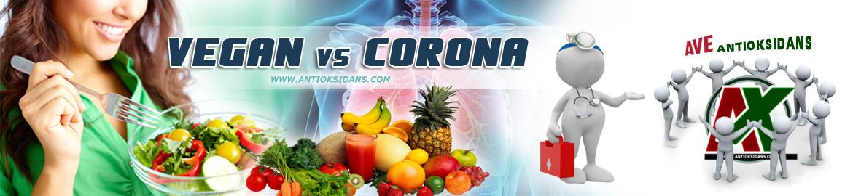 Vegani protiv korone - Pobedite teške bolesti promenom ishrane i životnim navikama. Sirova biljna hrana pomaže vašem imunitetu da pobedi i najteže bolesti.