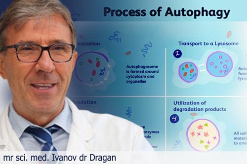 Autofagija - superlek - detoksikacija i revitalizacija organizma. Preventiva bolestima, starenju, disfunkcionalnosti i lečenje teških bolesti