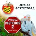 Sve je prskano - Ima li pesticida?